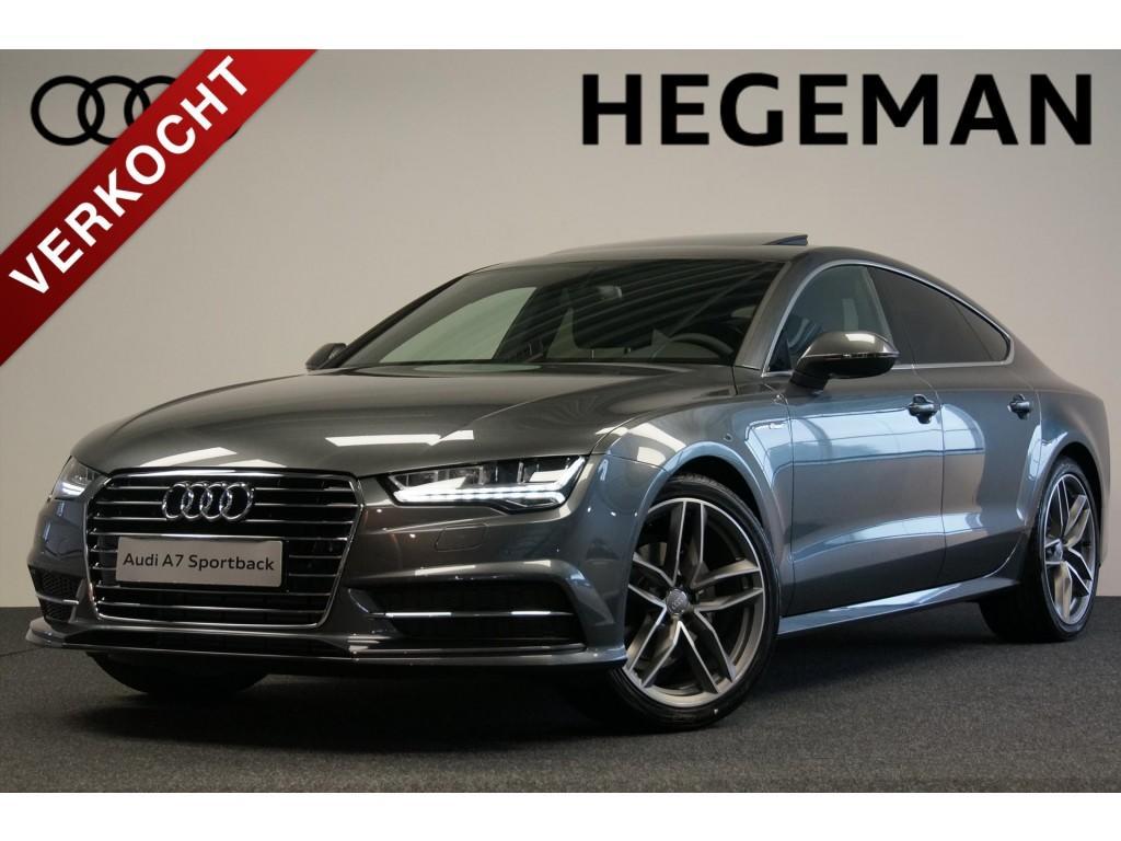 Audi A7 Sportback 1.8 tfsi pro line s **nu met € 15.000,- voordeel**
