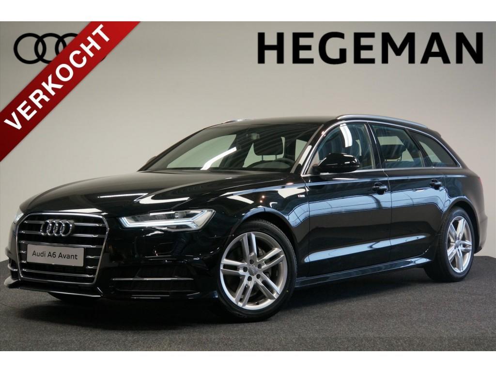 Audi A6 Avant 1.8 tfsi lease edition