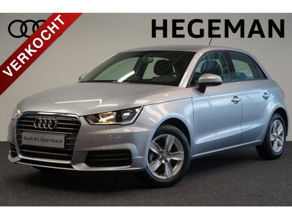 Audi A1 1.0 tfsi 95pk s tronic pro line **nu met € 3.470,- voordeel**