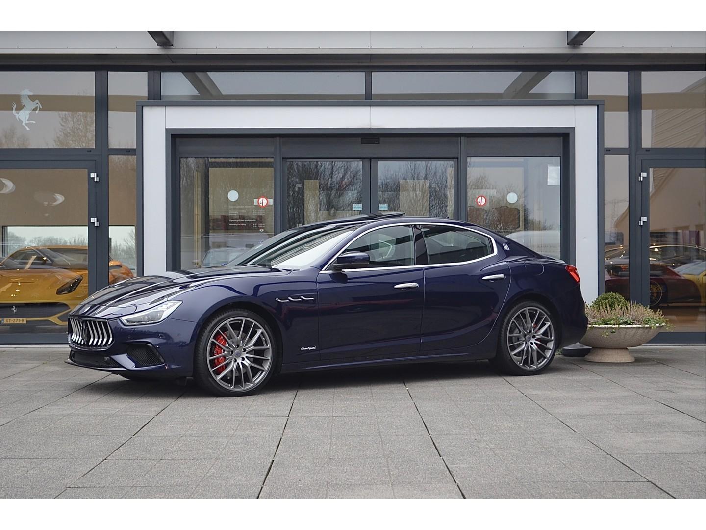 Maserati Ghibli 3.0 v6 s q4 gransport 2019 model vol opties!!