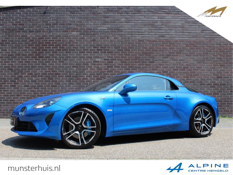 Alpine A110 1.8 turbo première edition
