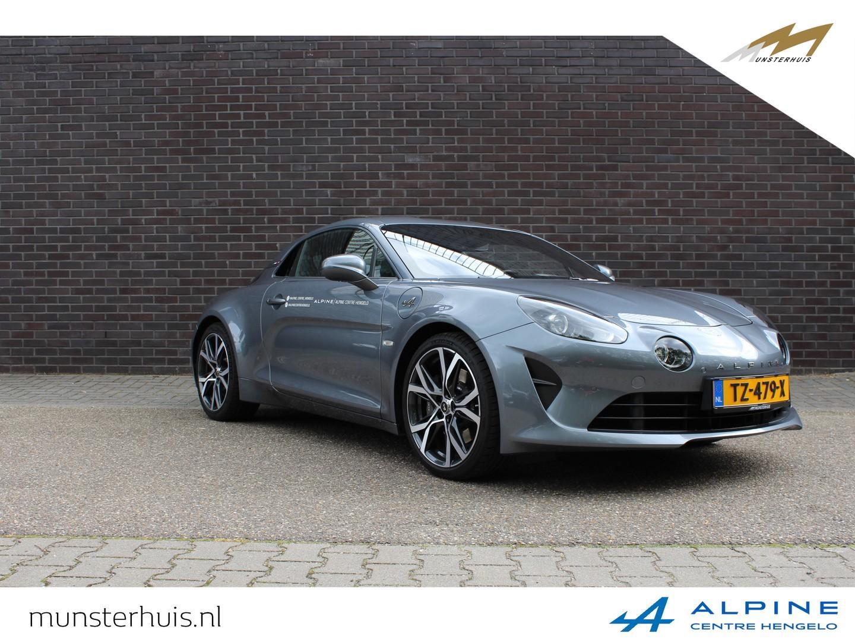 Alpine A110 1.8 turbo légende  - demo