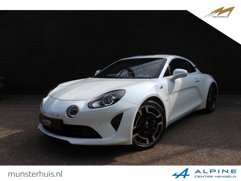 Alpine A110 1.8 turbo légende