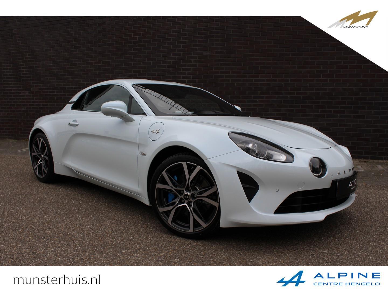 Alpine A110 1.8 turbo pure