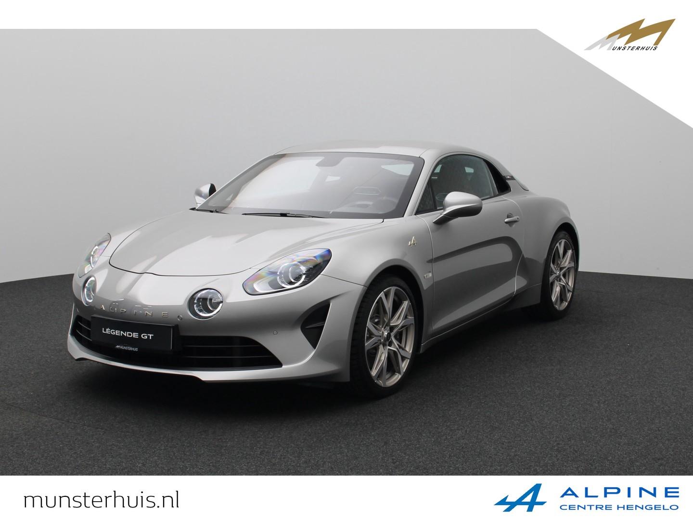Alpine A110 1.8 turbo légende gt #062 ~alpine munsterhuis~ *gelimiteerde oplage*