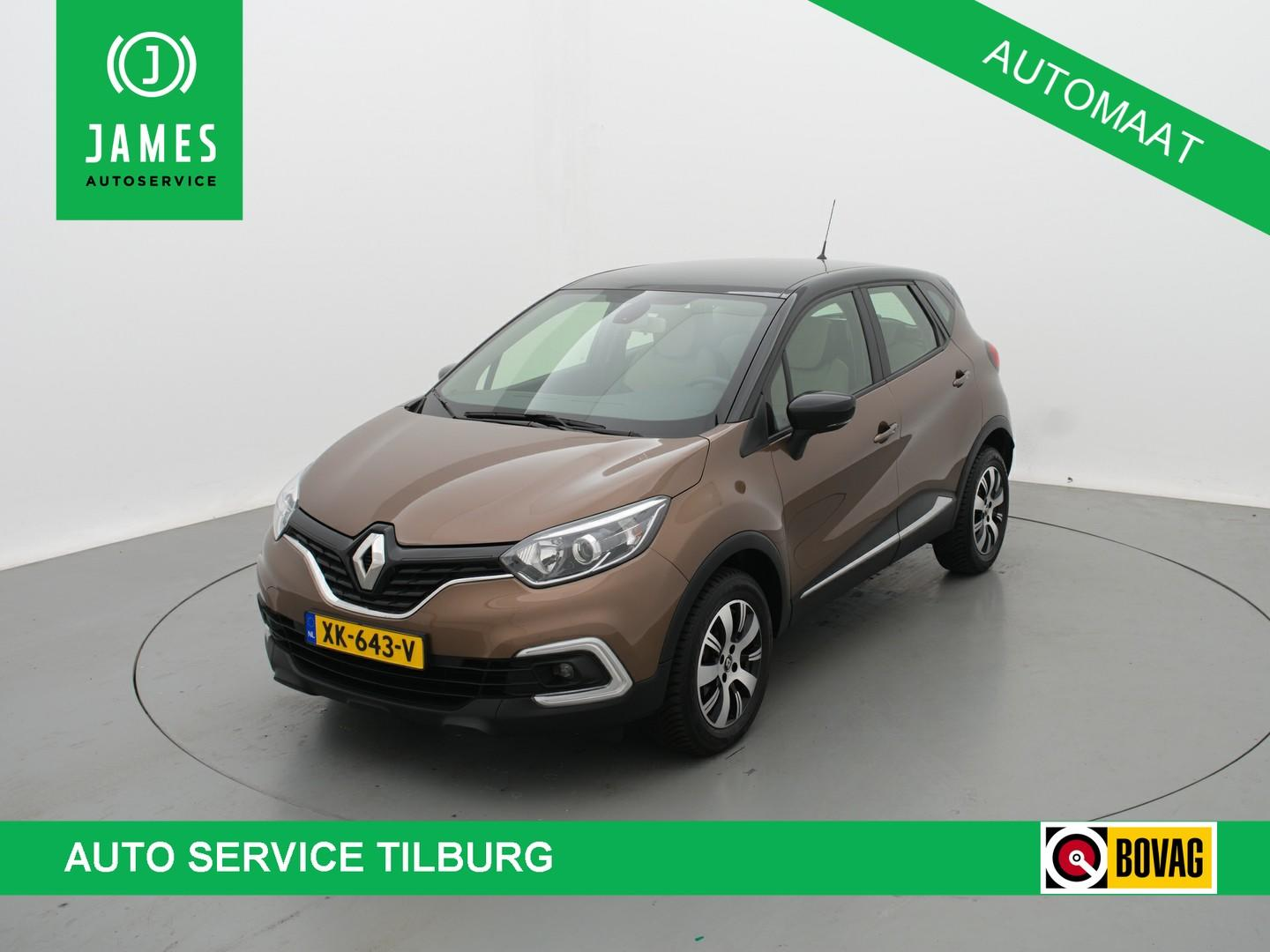 Renault Captur 1.2 tce edition one navi lmv cruise led
