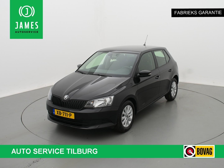 Škoda Fabia Black 1.0 5-drs airco lmv