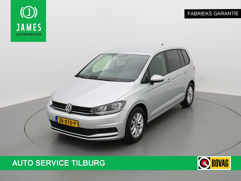 "Volkswagen Touran 1.2 tsi 7p navi trekhaak 18""lmv clima cruise"