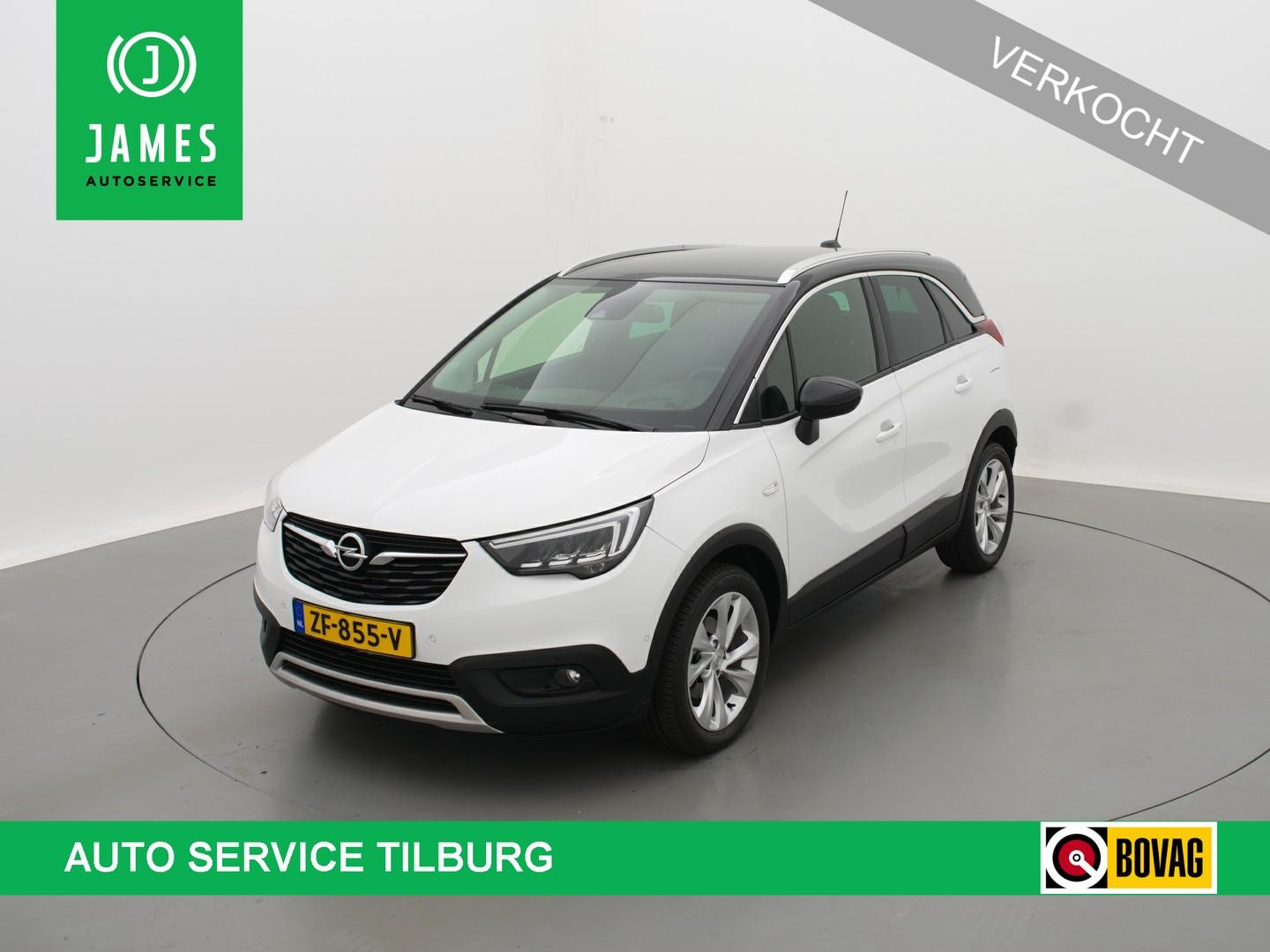 Opel Crossland x 1.2 turbo *130 pk* prem innovation navi head-up camera winterpack
