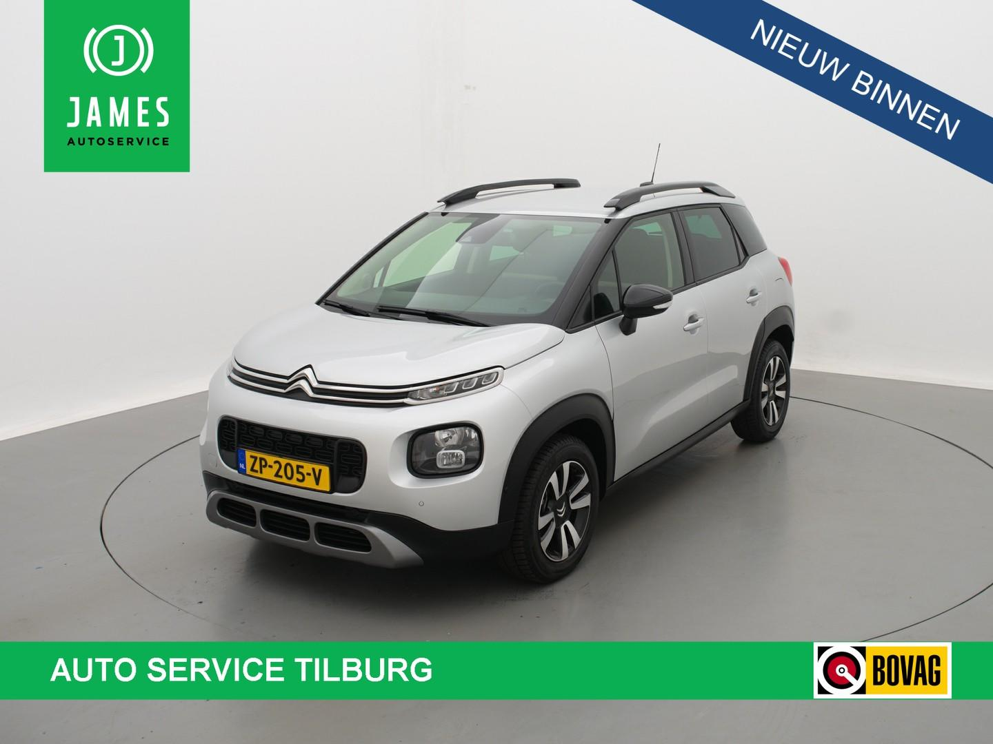 Citroën C3 aircross 1.2 pt *110 pk* shine navi camera cruise lmv