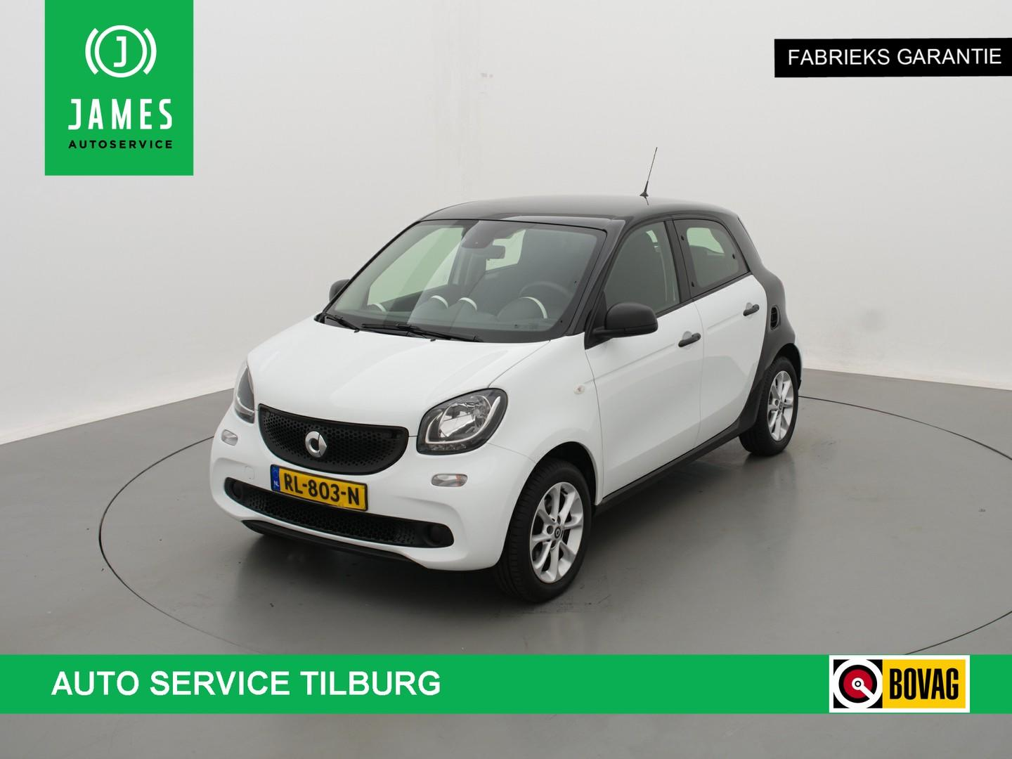 Smart Forfour 1.0 pure comfort clima lmv cruise pdc