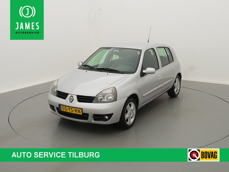 Renault Clio 1.2-16v campus airco lmv audio 5 drs