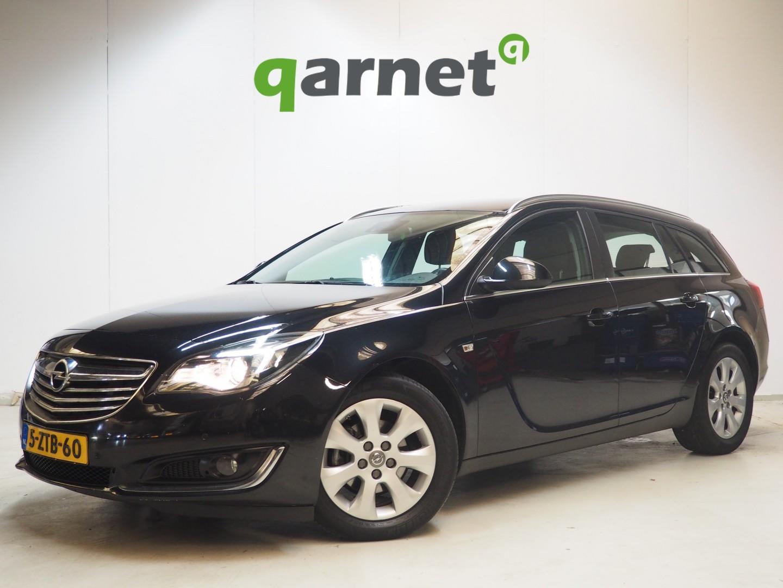 Opel Insignia Sports tourer 2.0 cdti 120pk ecoflex business+, leder, navigatie, stoelverwarming, stuurverwarming ,