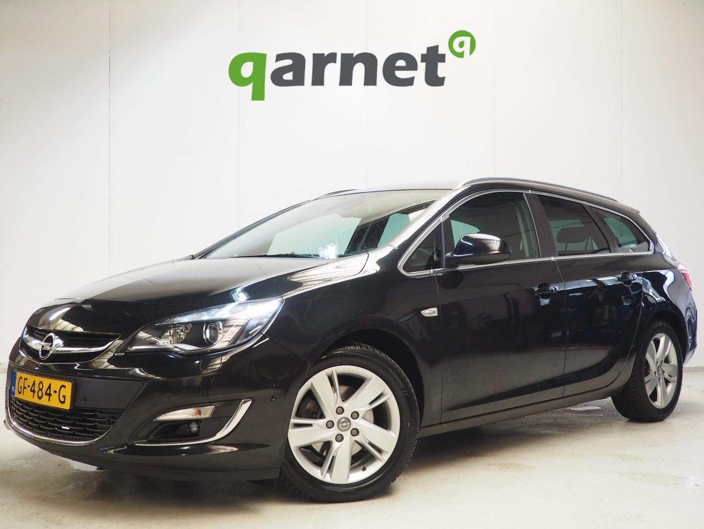 Opel Astra Sports tourer 1.6 cdti sport + leder, stoelverwarming, xenon, trekhaak ,