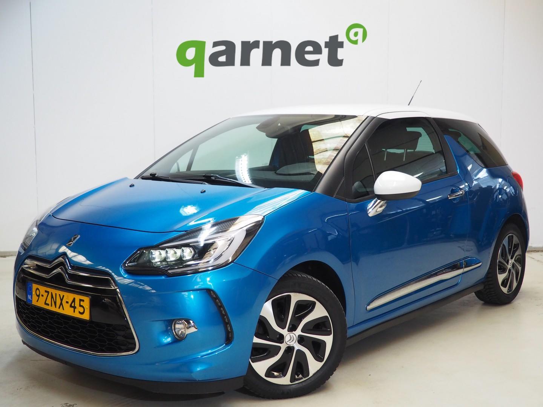 Citroën Ds3 1.6 bluehdi business, led koplampen, navigatie, clima, apk 02-2020!! ,
