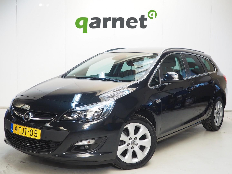 Opel Astra Sports tourer 1.6 cdti 136pk, business + 1e eignaar, navi, pdc, apk 02-2020 ,
