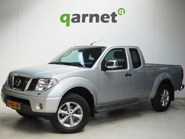 Nissan Navara 2.5 dci se it pack king cab, clima, navi, stoelverwarming, trekhaak, 3.000kg trekkracht, apk 02-2020 ,