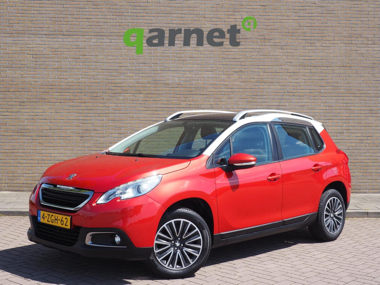 Peugeot 2008 1.2 puretech active, clima, cruise, navigatie, panoramadak ,