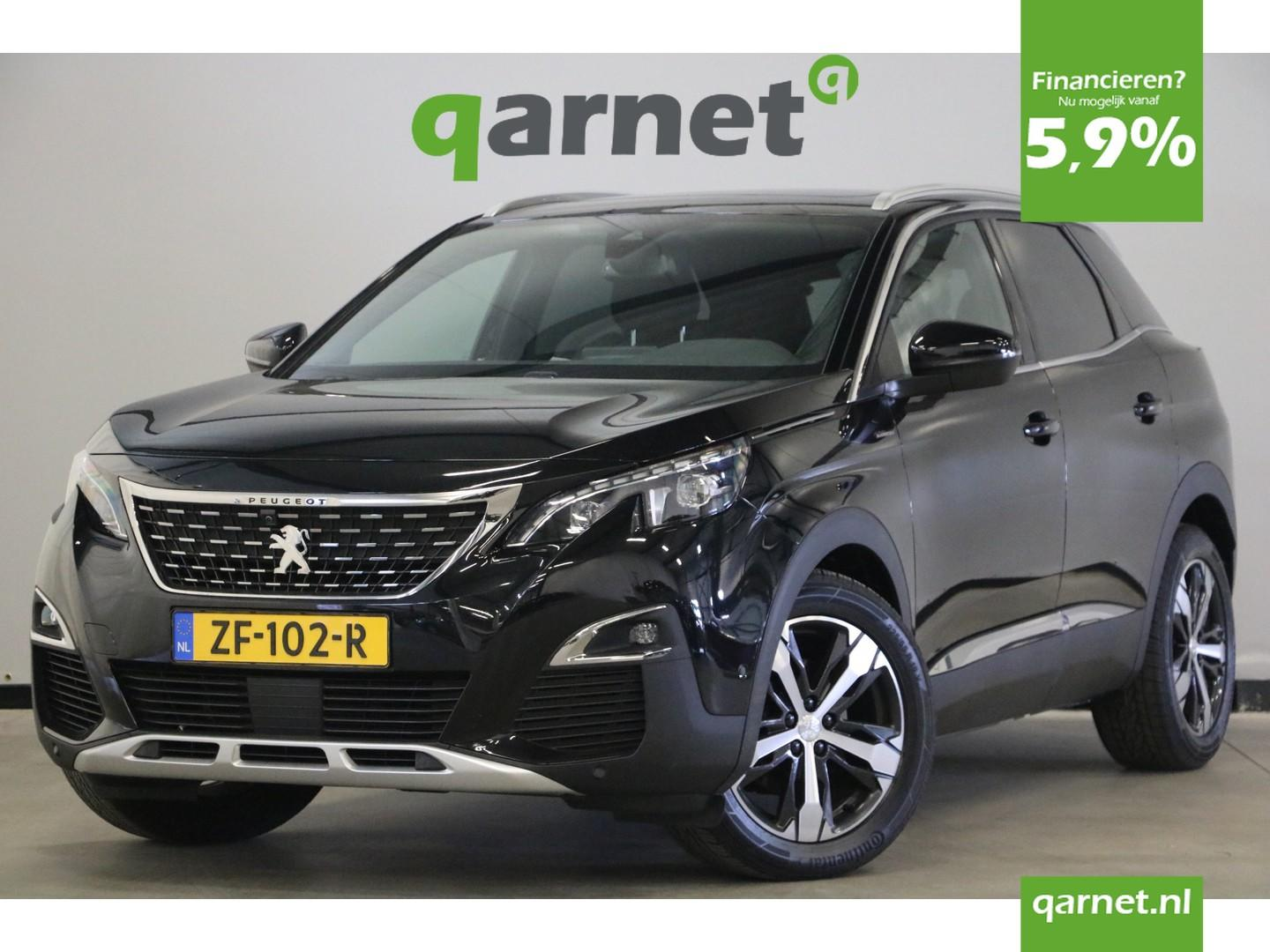 Peugeot 3008 2.0 bluehdi blue lease gt line