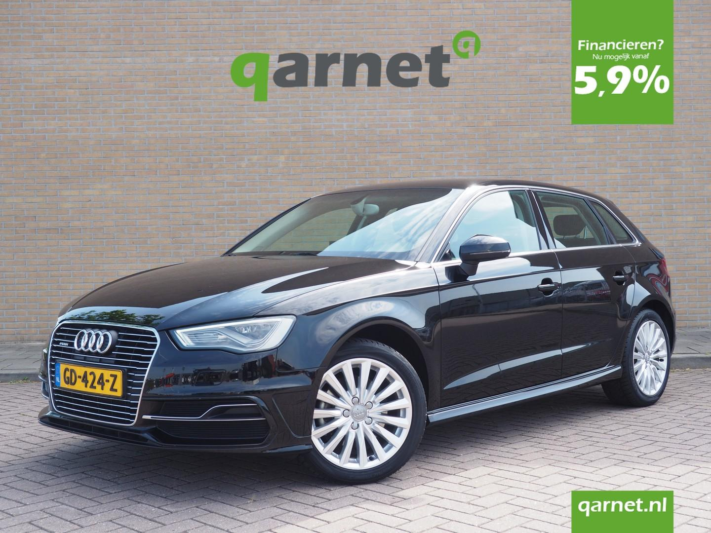 Audi A3 Sportback 1.4 e-tron phev attraction 204pk