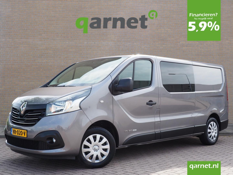 Renault Trafic 1.6 dci 120pk l2h1 dubbele cabine comfort