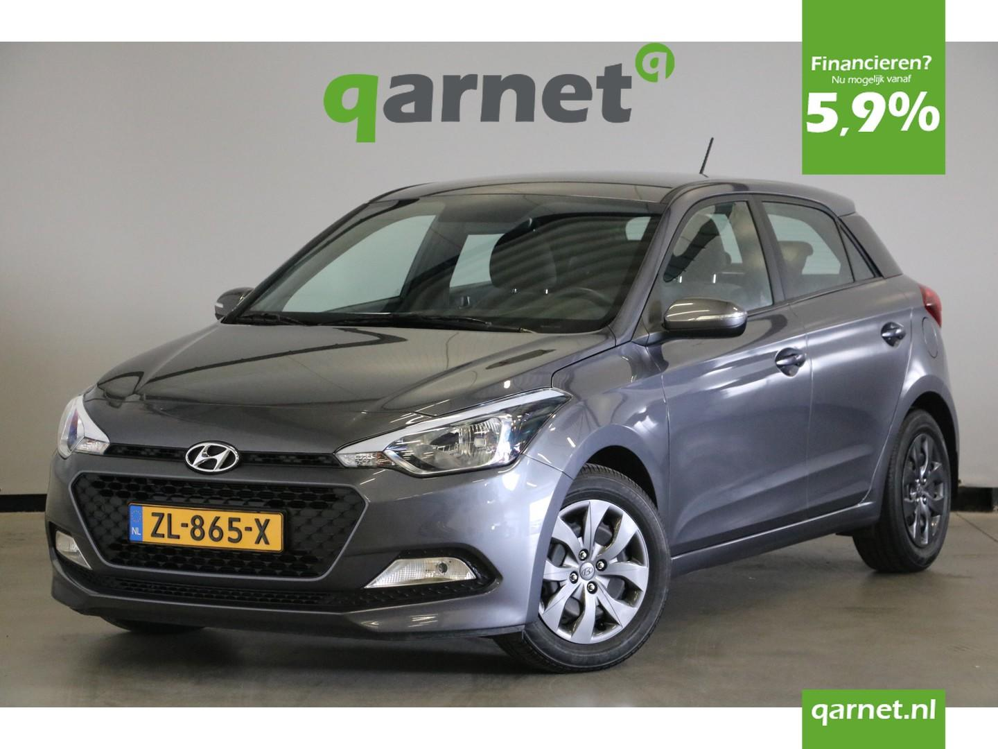 Hyundai I20 Active 1.2 lp 75pk i-drive cool
