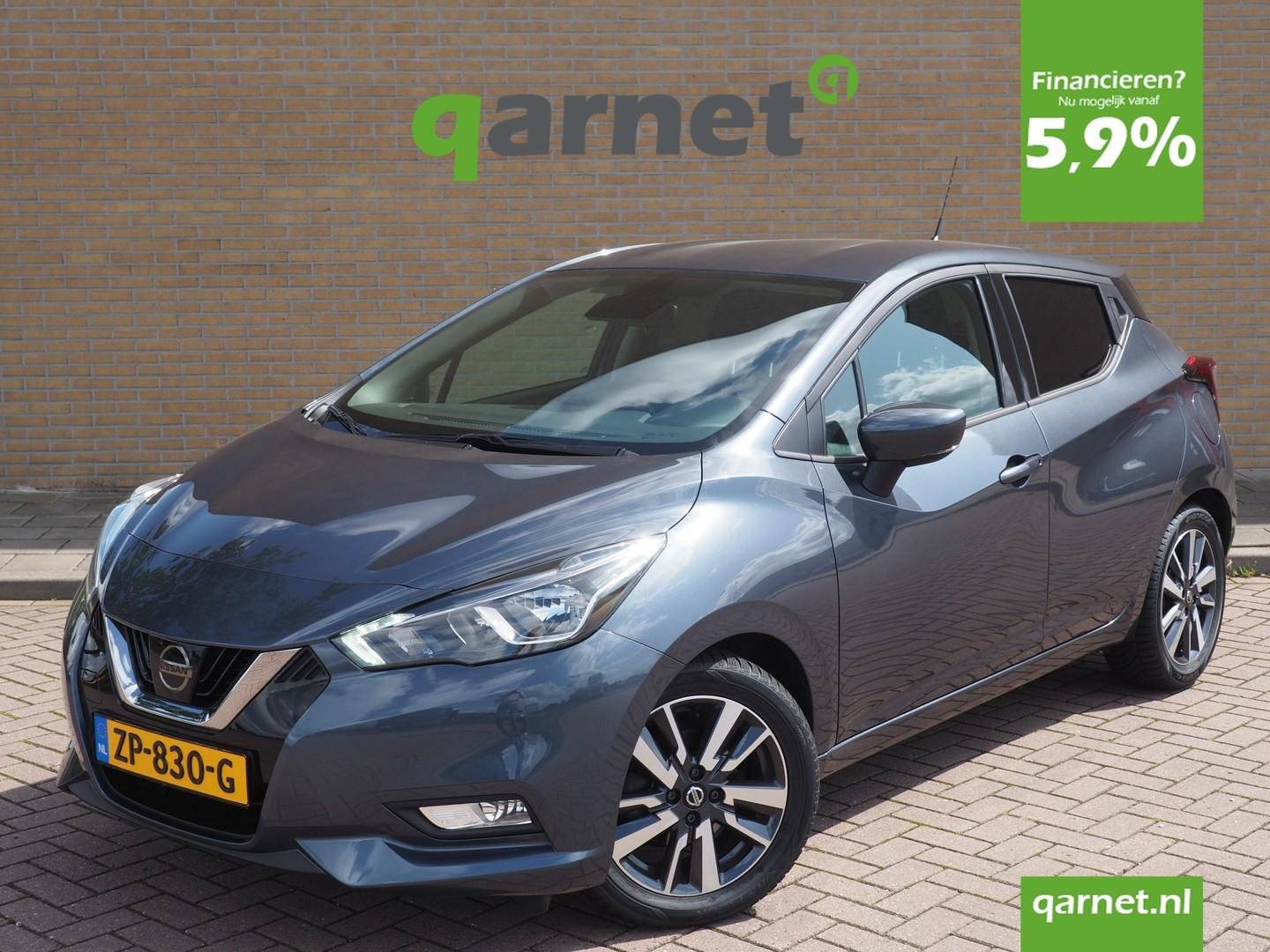 Nissan Micra 0.9 ig-t 90pk n-connecta private lease 48 mnd 10.000km p/j