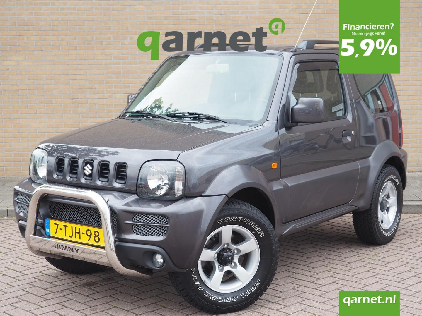 Suzuki Jimny 1.3 exclusive 4wd, airco, trekhaak