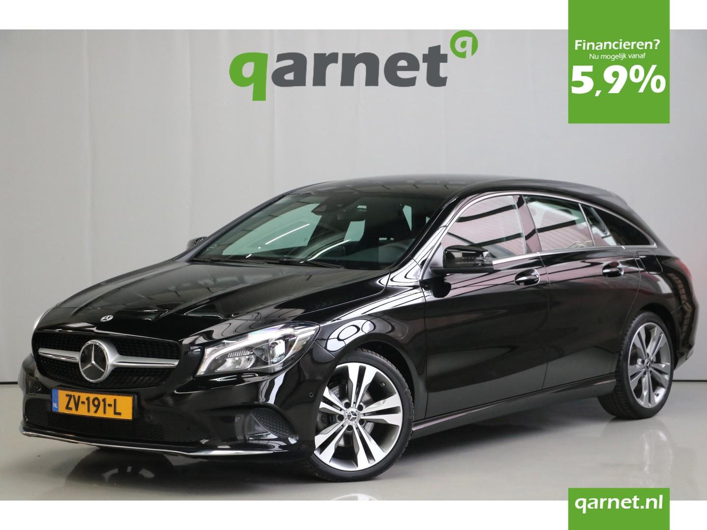 Mercedes-benz Cla-klasse Shooting brake 200 d business solution