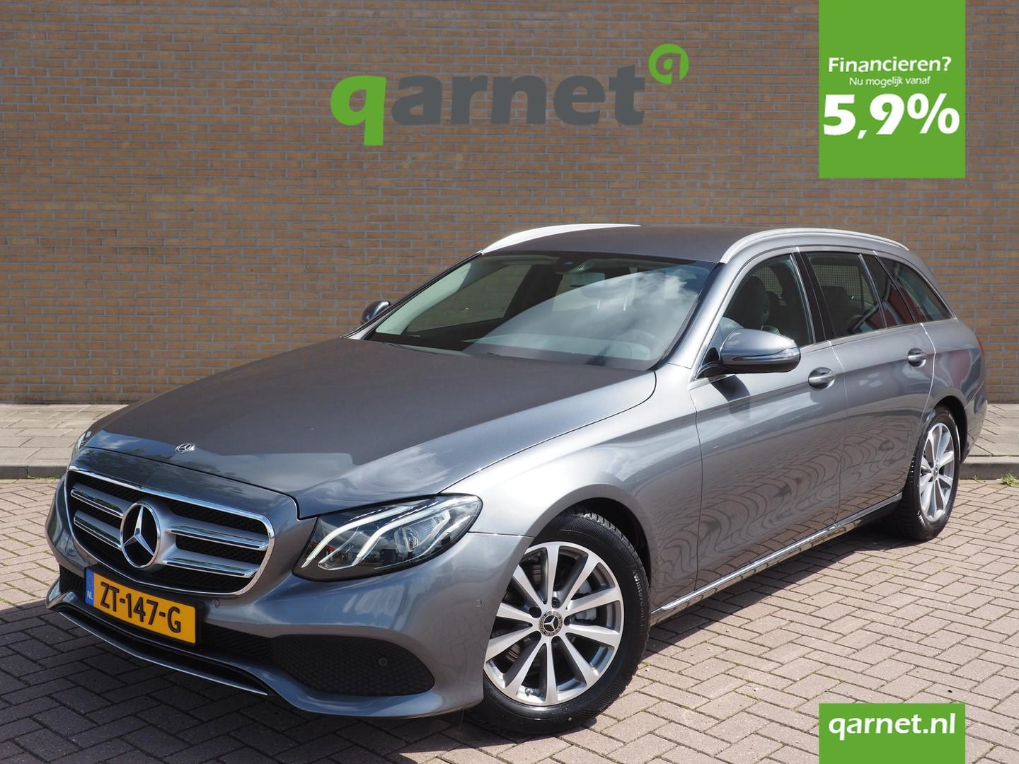 Mercedes-benz E-klasse Estate 220 d business