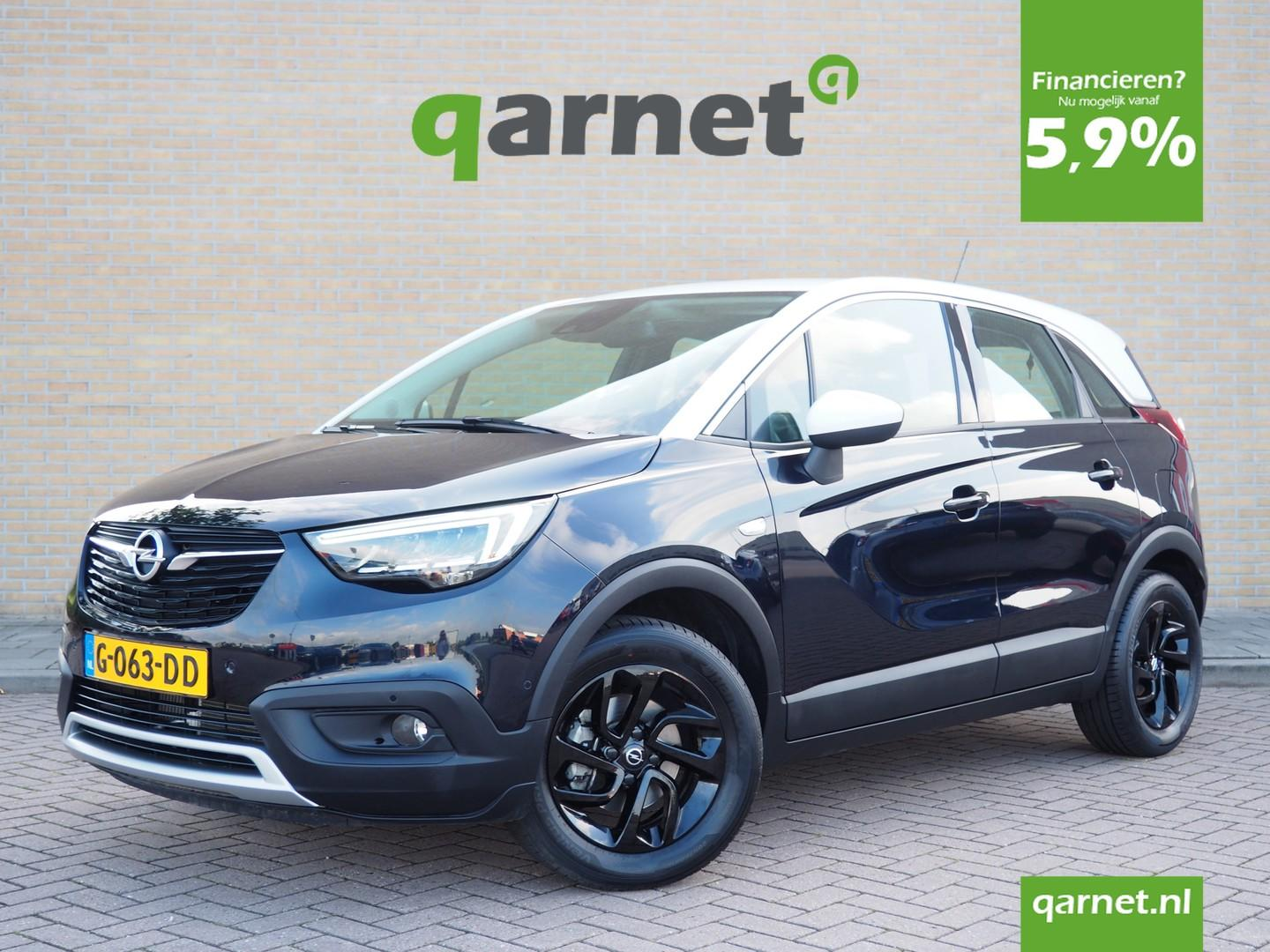 Opel Crossland x Turbo 130pk innovation private lease 48 mnd 10.000km p/j