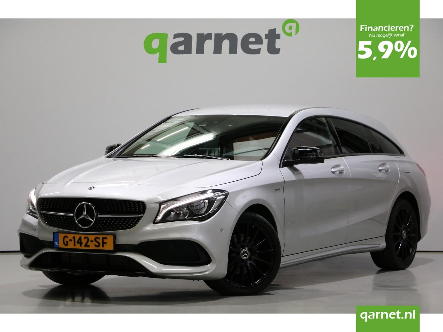 Mercedes-benz Cla-klasse Shooting brake 200 dct final edition
