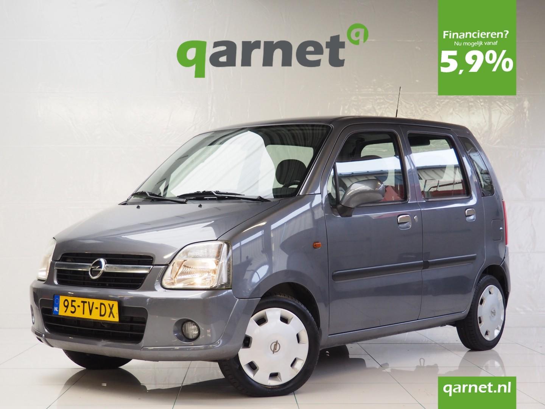 Opel Agila 1.2-16v flexx
