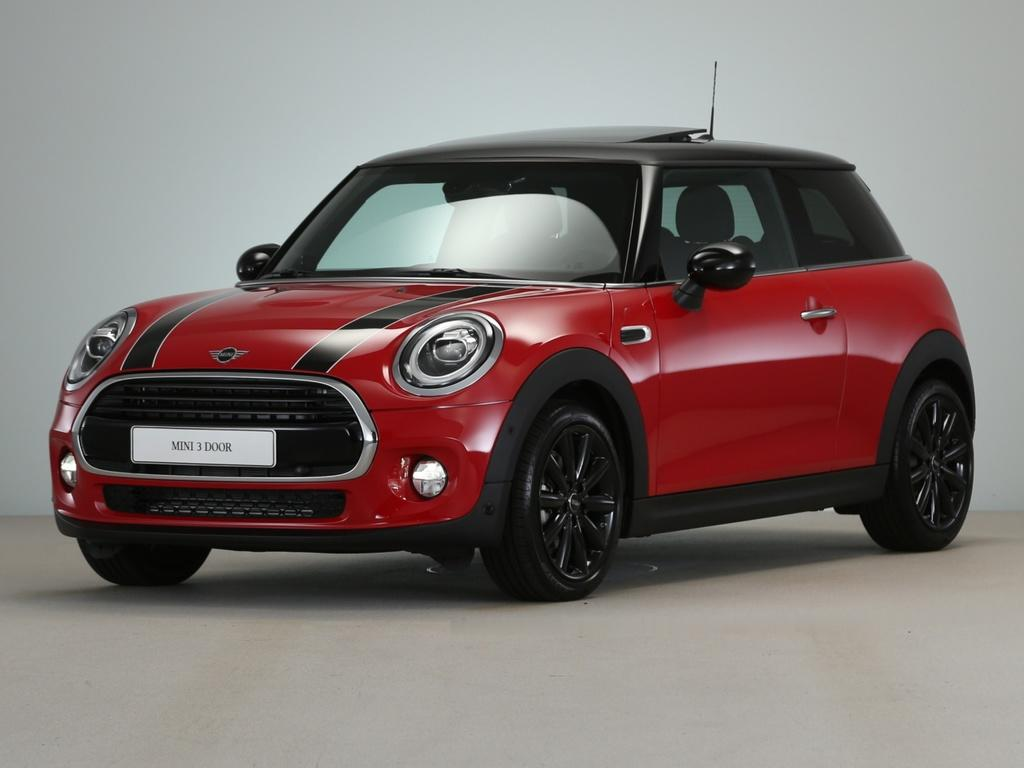 Mini 3-deurs Cooper chili serious business