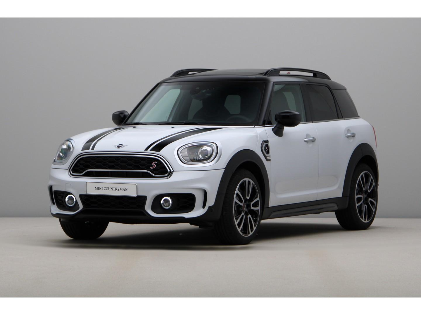 Mini Countryman Cooper s john cooper works trim automaat