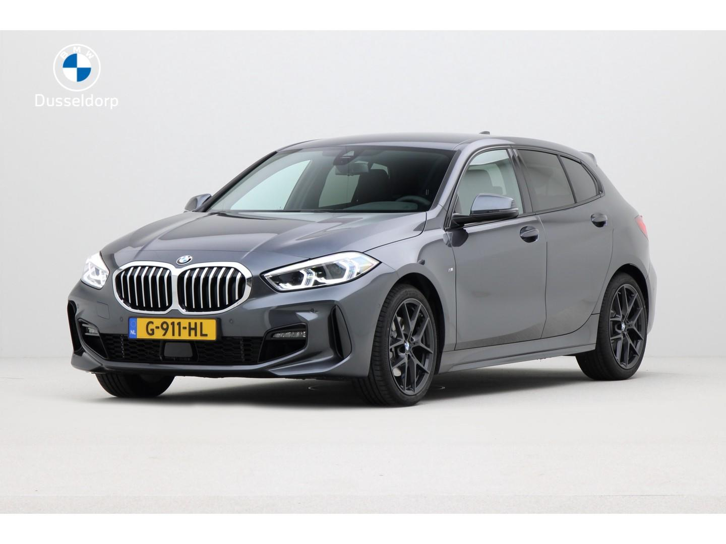 Bmw 1 serie 118i m sport executive edition 18 inch-audio media pack-parking pack