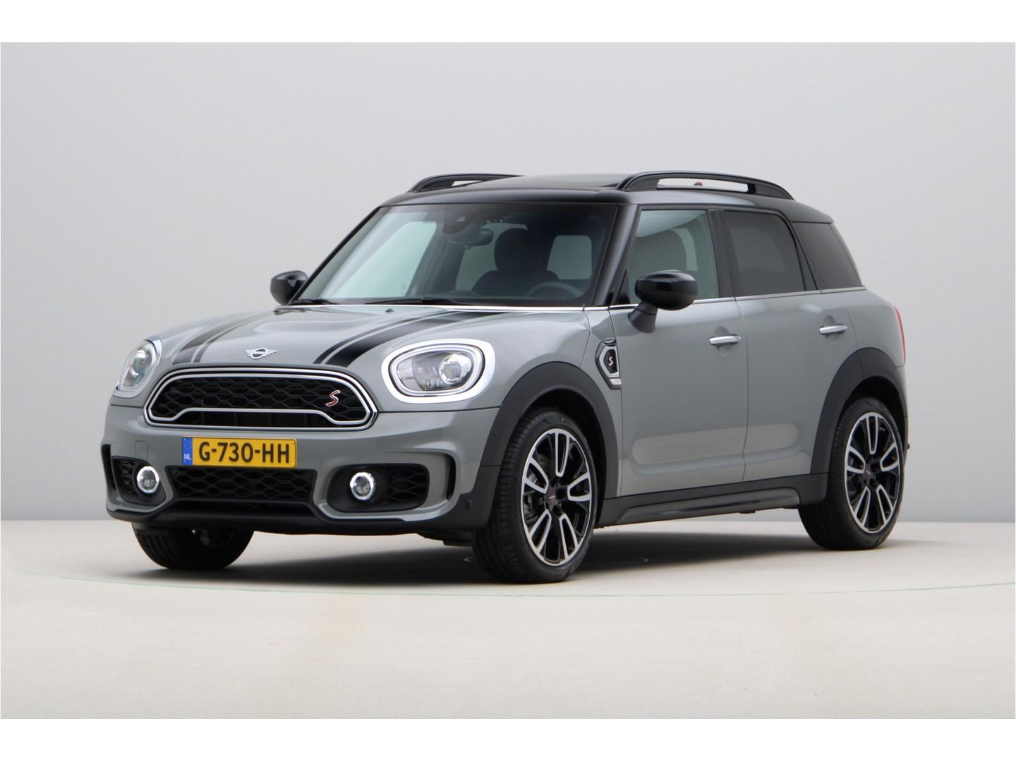 Mini Countryman Cooper s chili automaat
