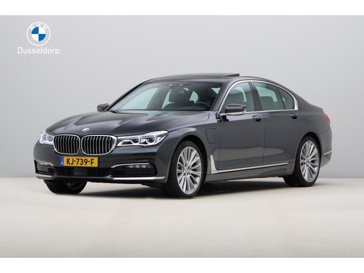 Bmw 7 serie 740e iperformance high executive