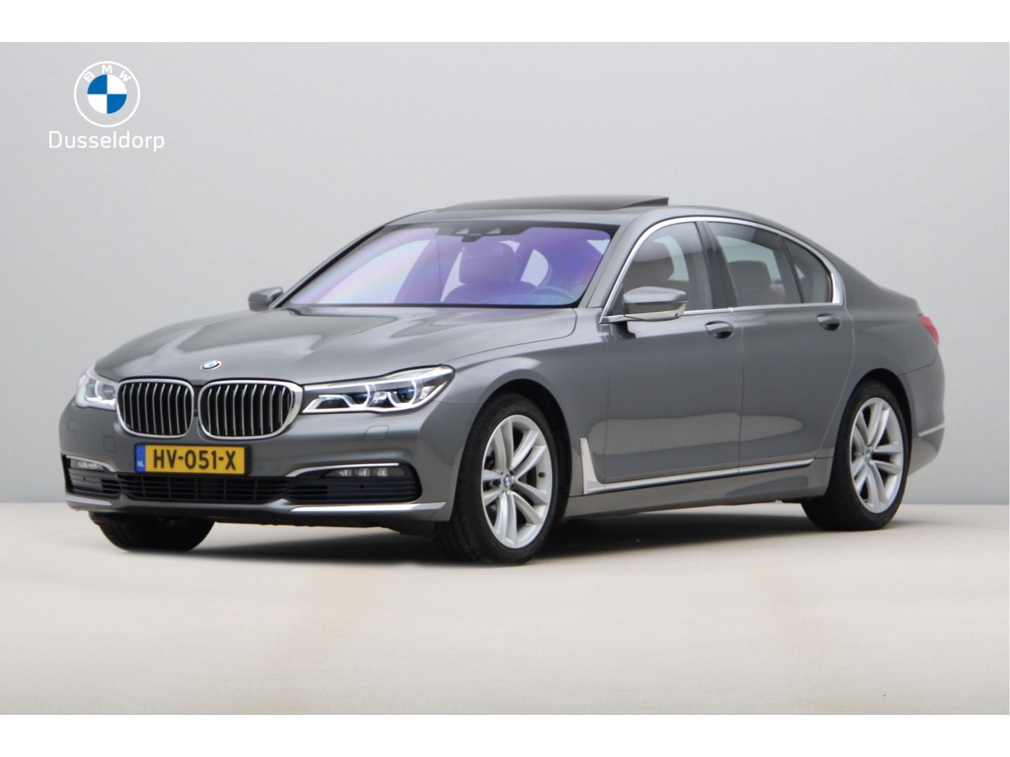 Bmw 7 serie 730d xdrive high executive