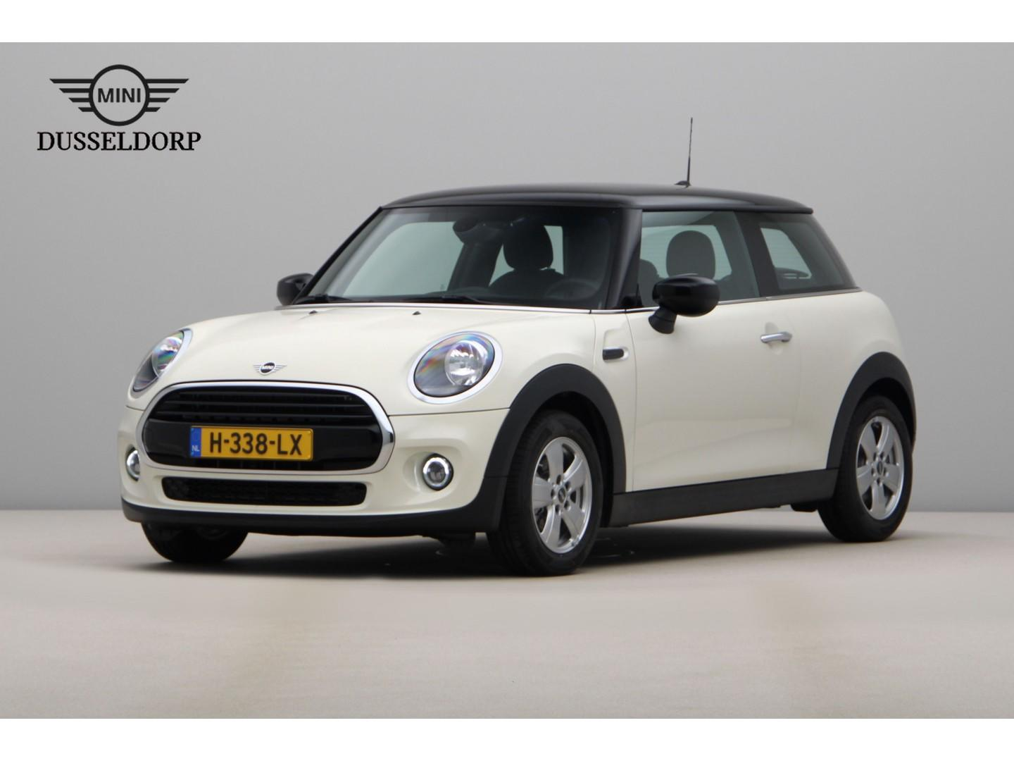 Mini 3-deurs Cooper business-pakket