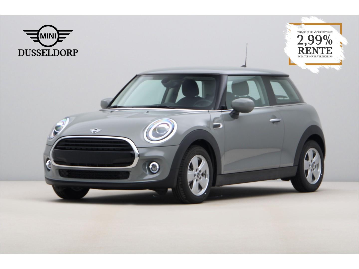 Mini 3-deurs Cooper business plus