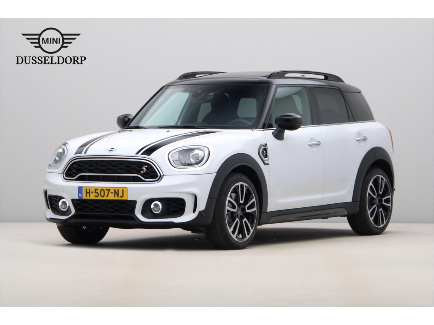 Mini Countryman Cooper s jcw trim aut.