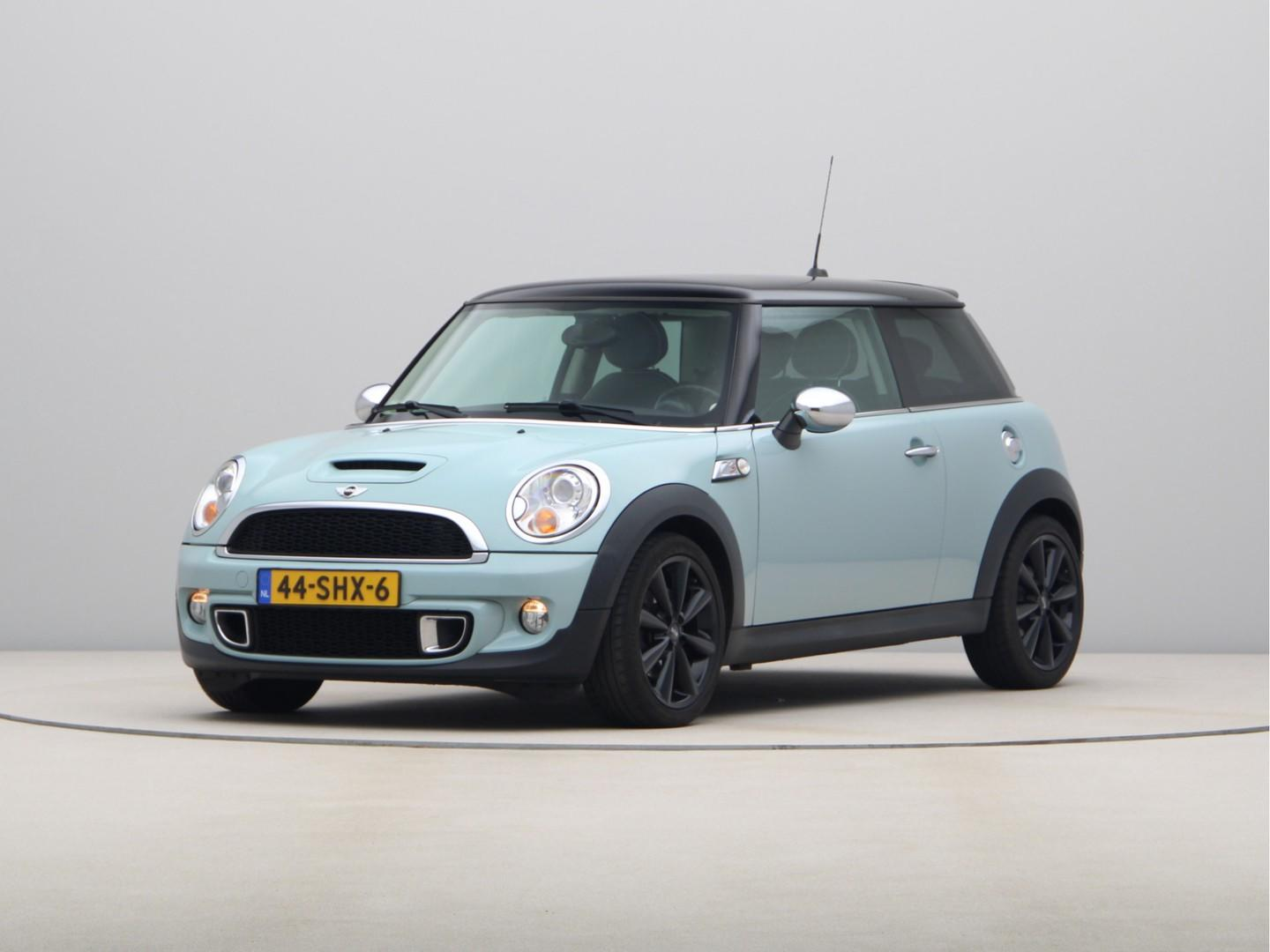 Mini 3-deurs 1.6 cooper s 10 years ii