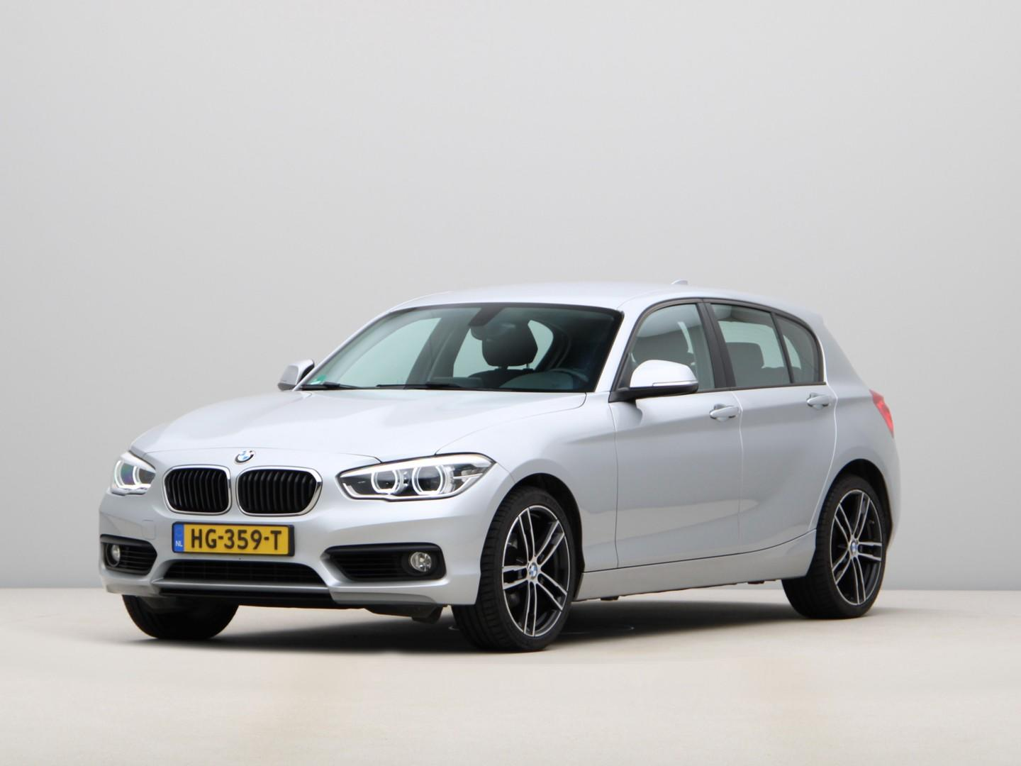Bmw 1 serie 118d corporate lease essential automaat - 18 inch
