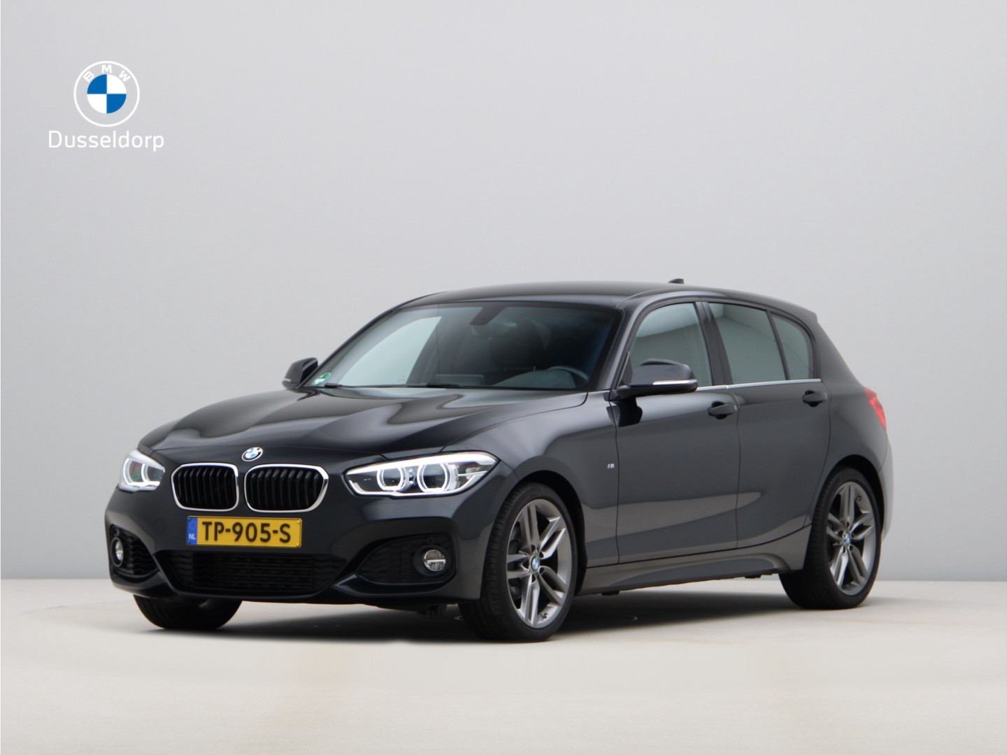 Bmw 1 serie 116i high executive m sport - 18 inch - privacy glass