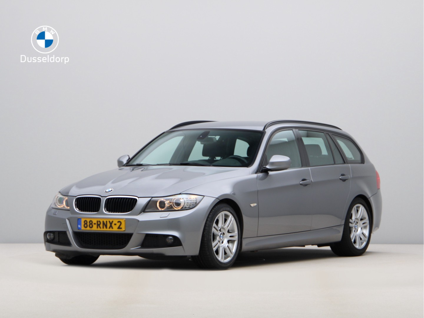 Bmw 3 serie Touring 318i m-sport edition - navigatie - trekhaak - pdc