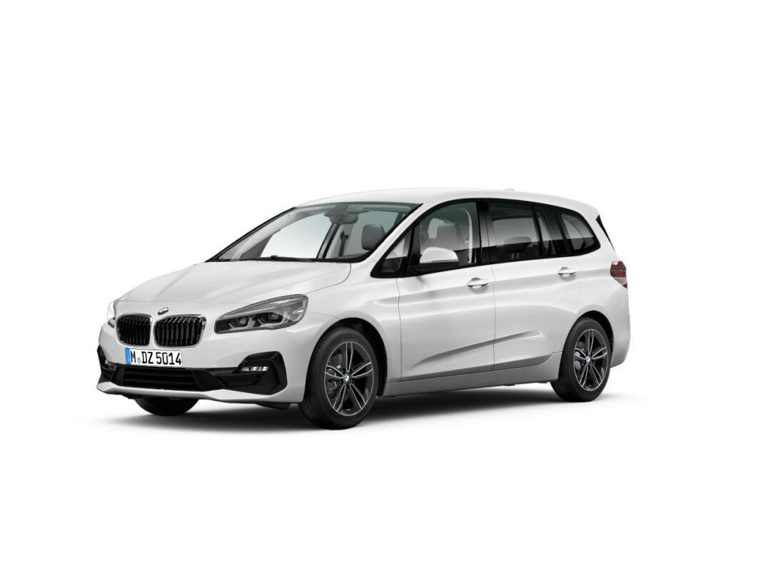 Bmw 2 serie Gran tourer corporate lease executive sport line 7 pers. automaat