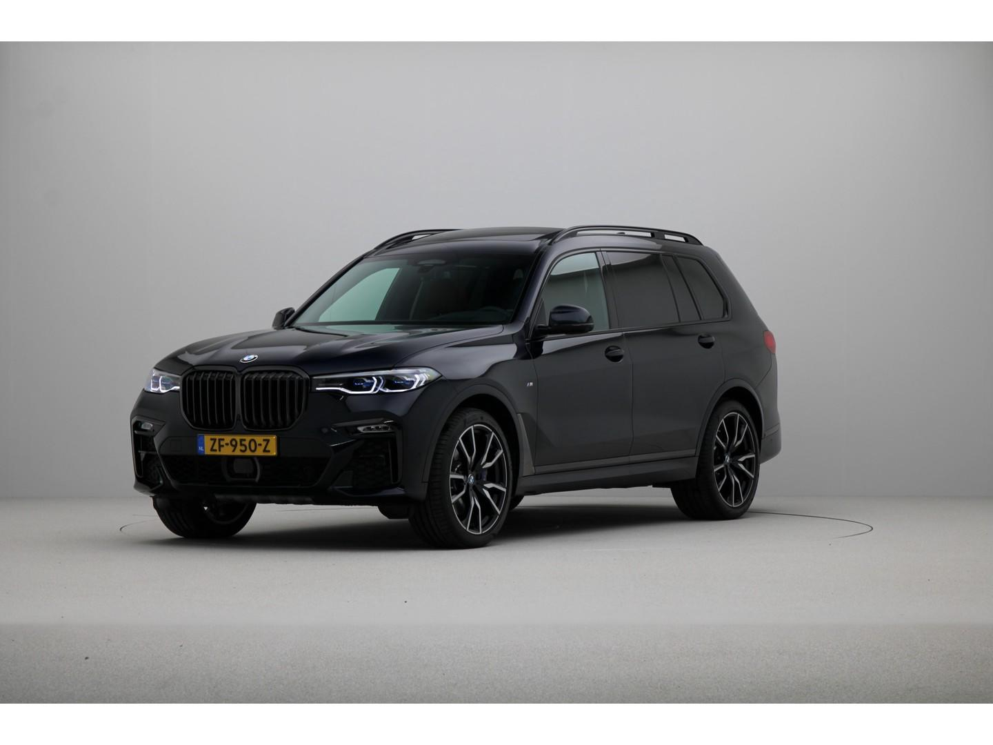 Bmw X7 4.0i xdrive high executive m-sport