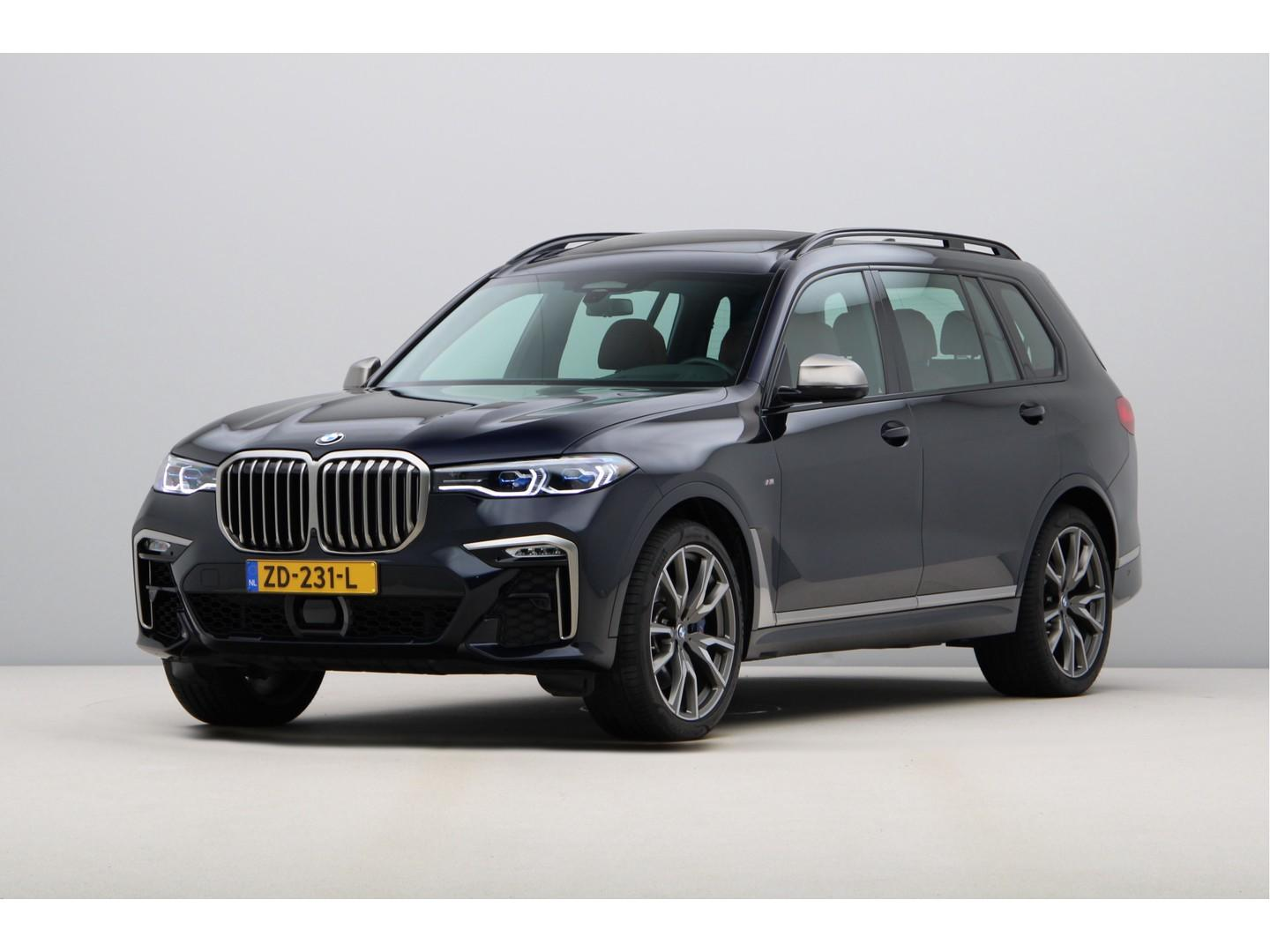 Bmw X7 M50d high executive