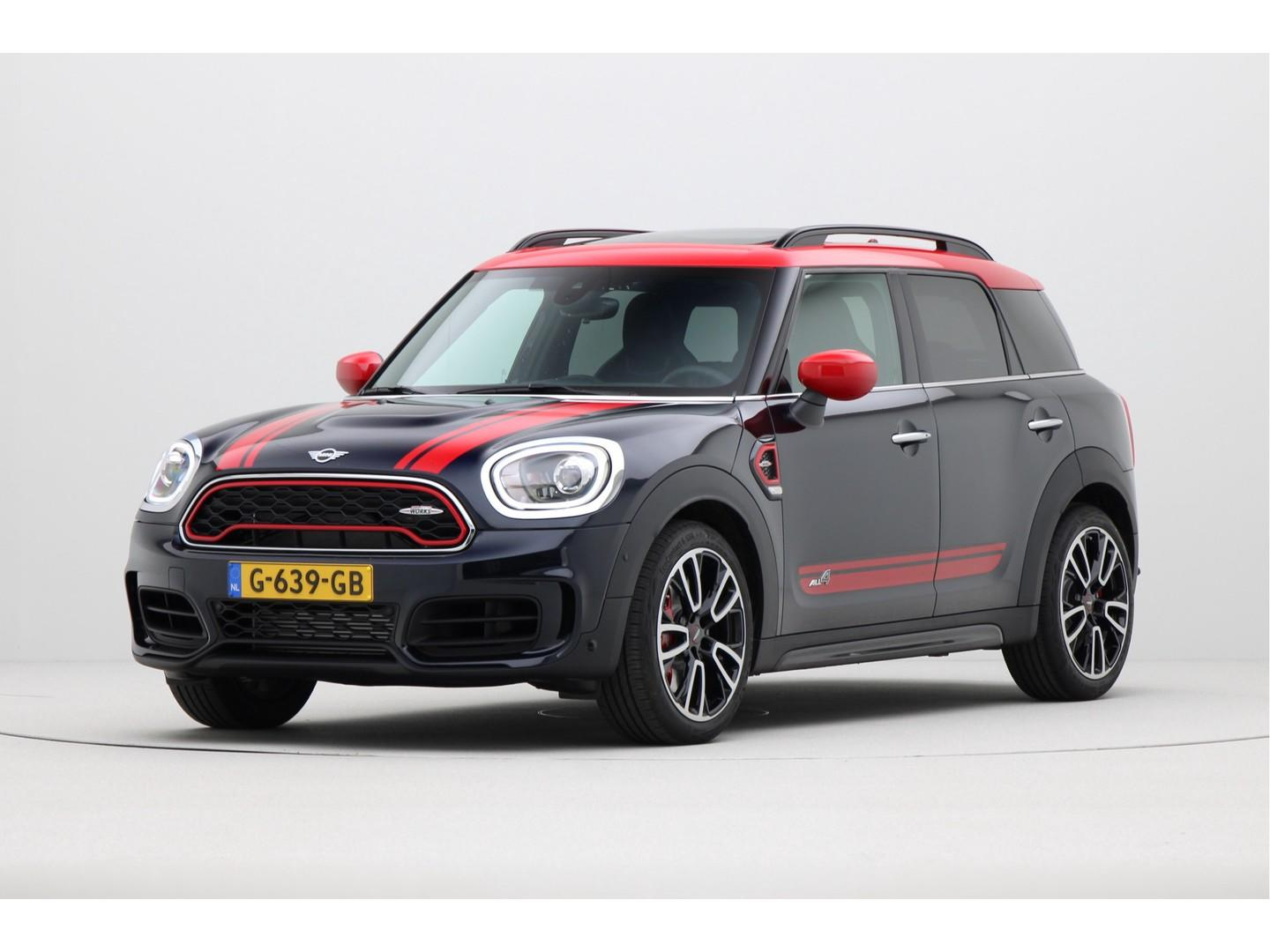 Mini Countryman 2.0 john cooper works all4 chili 306 pk